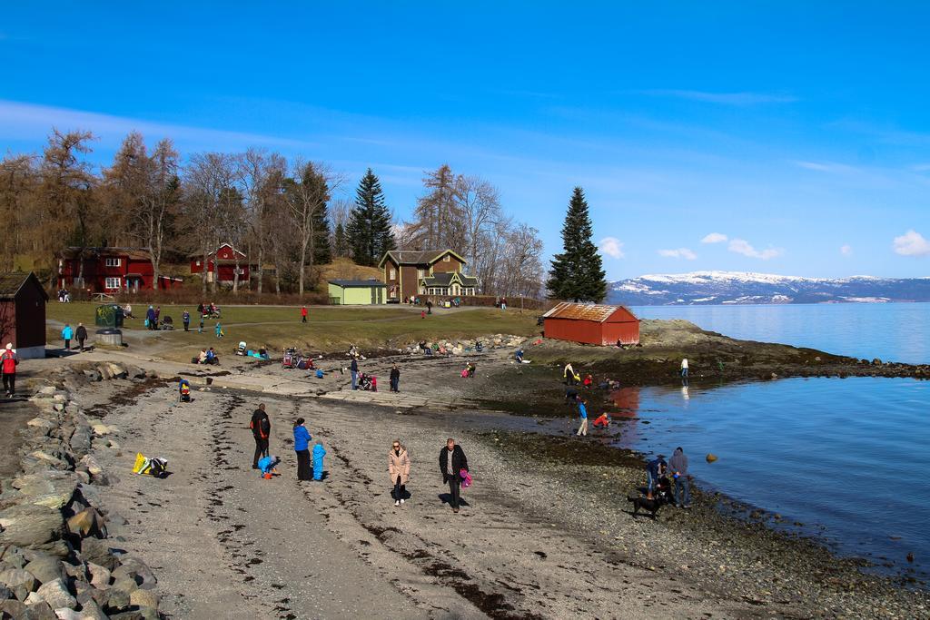 Stranda ved ladestien